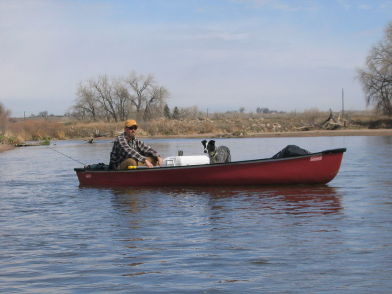 Me and Bailey-South Platte