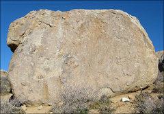 Rock Climbing Photo: Sunshine Boulder. Photo by Blitzo.