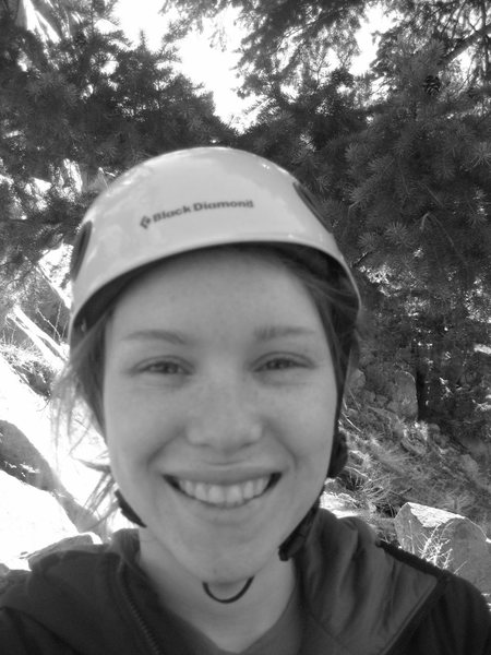 Rock Climbing Photo: smiles!
