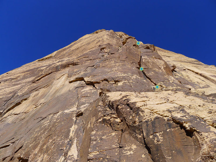 Rock Climbing Photo: first 3 belays