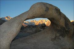 Rock Climbing Photo: The Arch. Photo by Blitzo.