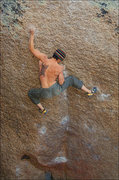 "Rock Climbing Photo: Danny Girard on ""Stained Glass"". Photo b..."
