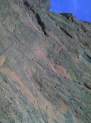 Rock Climbing Photo: A view of All Mixed Up.  It gives you an idea of t...