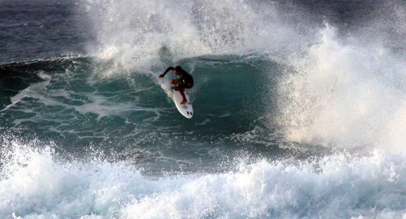 Photo was taken by Karen Lang 2/15/11 @ Hookipa, Maui