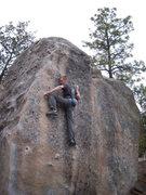 Rock Climbing Photo: Steppin' Out