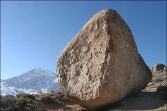 Rock Climbing Photo: Buttermilk Boulders. Photo by Blitzo.