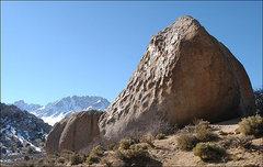Rock Climbing Photo: The Hunk. Photo by Blitzo.