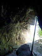 Rock Climbing Photo: Love choss