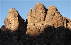 Rock Climbing Photo: Club Blute. Photo by Blitzo.