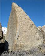 Rock Climbing Photo: Grandma Peabody East-side. Photo by Blitzo.