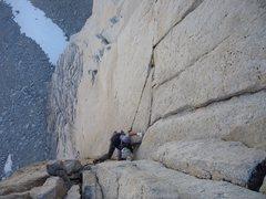 Rock Climbing Photo: ???
