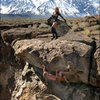 Fun at the volcanic tablelands.<br> Photo by Blitzo.
