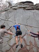 Rock Climbing Photo: Maybe next time...