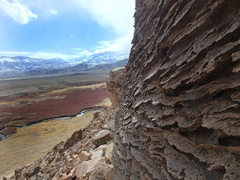 Rock Climbing Photo: unusual rock on the Tablelands