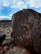 Rock Climbing Photo: more petroglyphs