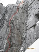 Rock Climbing Photo: Purusha