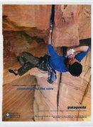 Rock Climbing Photo: My good ole buddy Seth Dyer at the crux of the ori...