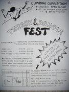 Rock Climbing Photo: 2011 Thrash & Dangle Fest info Phoenix Rock Gym
