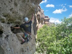 Rock Climbing Photo: crumblewood