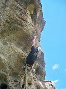 Rock Climbing Photo: pit viper area