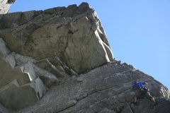 Rock Climbing Photo: SR Edge