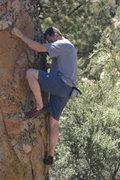 Rock Climbing Photo: Photo by Noreen Owen