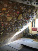 Rock Climbing Photo: Goodman's Wall