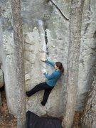 Rock Climbing Photo: Mystery Groove