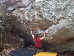 Rock Climbing Photo: Mescal