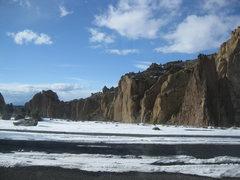 Rock Climbing Photo: Last view as we left, Noooooooo!!!