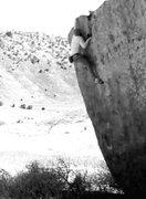 Rock Climbing Photo: Ghost Dance.