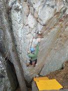 Rock Climbing Photo: Destroyer