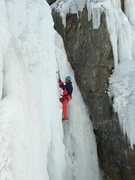 Rock Climbing Photo: Bob Horton on Miller Time.