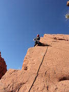 Rock Climbing Photo: Aesthetic climbing.