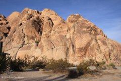 Rock Climbing Photo: Campfire Crag