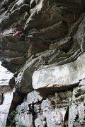 Rock Climbing Photo: Bryan Ferris on LAB. Photo Joseph Lascurain