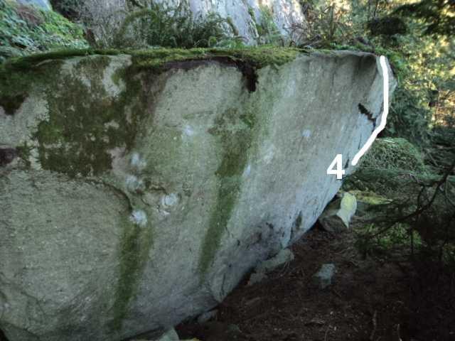 Rock Climbing Photo: 4. I Pity the Fool