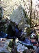 Rock Climbing Photo: Trevor Edwards