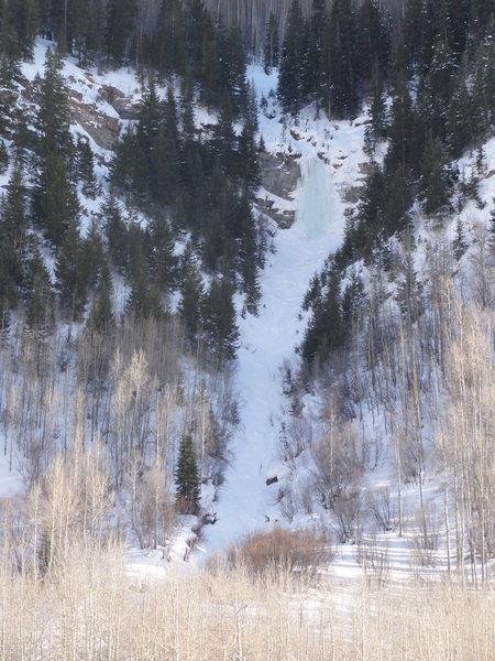Pumphouse Vail, CO. ski descent
