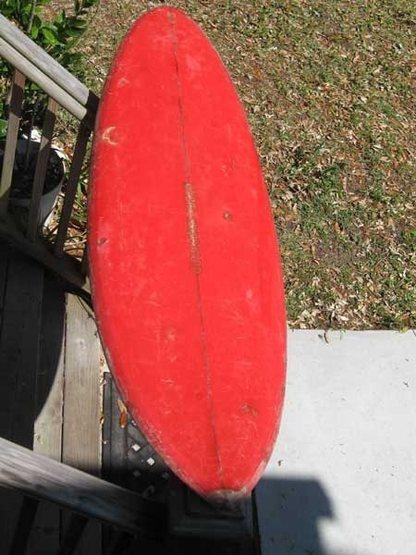 Hobie Seaboard... not surfboard, but seaboard