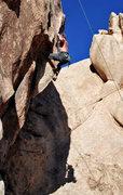 Rock Climbing Photo: The 5-11