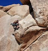 Rock Climbing Photo: The 5-9