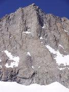 Rock Climbing Photo: Twilight Pillar
