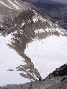 Rock Climbing Photo: pre-pillar