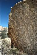 Rock Climbing Photo: Flat Face. Photo by Blitzo.