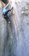 Rock Climbing Photo:  Mental Games