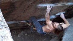 Rock Climbing Photo: Kevin Cady on CD.