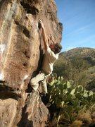 Rock Climbing Photo: Butterdish at Dylan's Secret Garden.