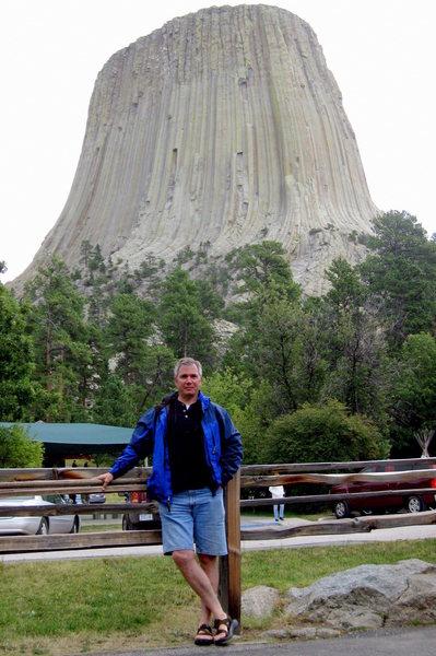 Rock Climbing Photo: Devil's Tower