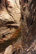 Rock Climbing Photo: On the Winsloner  Photo Credit - Ian Keirsey